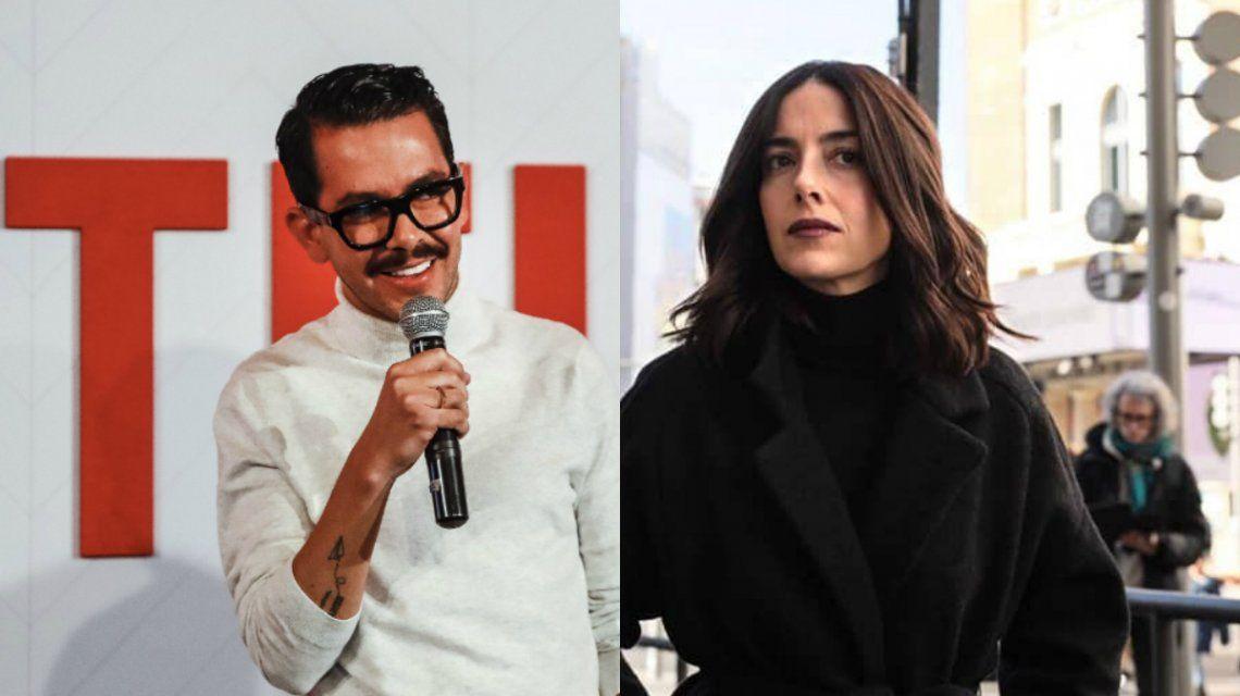 Manolo Caro y Cecilia Suárez hablaron de La casa de las flores 2