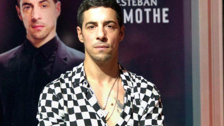 Esteban Lamothe interpreta a Vito en Campanas en la noche2