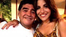 La furia de Gianinna contra Diego Maradona por el cumpleaños de su nieto