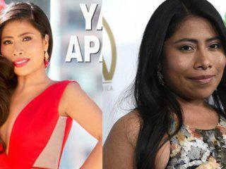 polemica por el abuso del photoshop a la actriz de roma yalitza aparicio