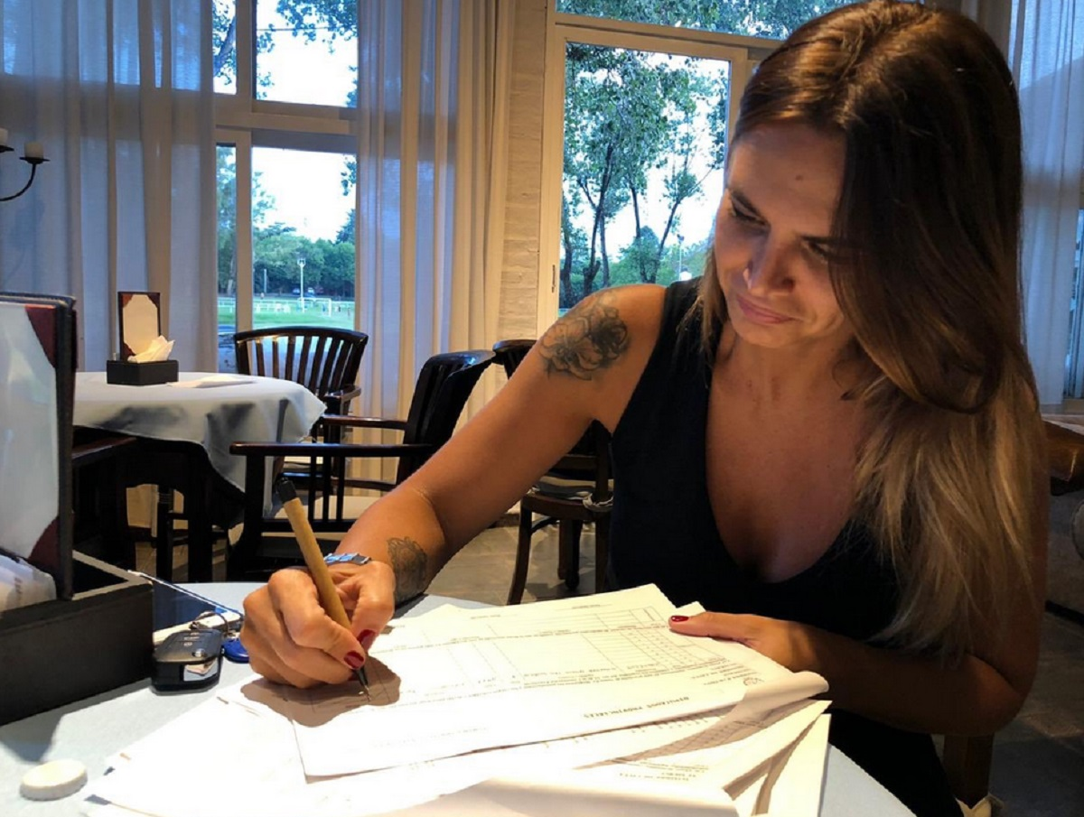 Amalia Granata confirmó su precandidatura a diputada nacional