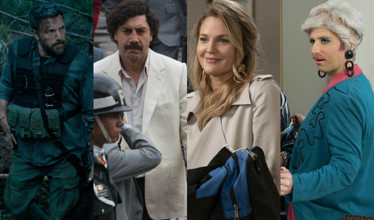 Lo que llega en marzo a Netflix: Ben Affleck, Pablo Escobar y la tercera temporada de Santa Clarita Diet