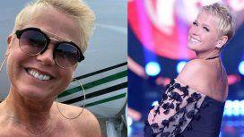El drástico cambio de look de Xuxa