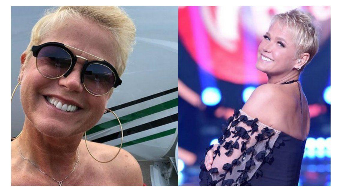 Xuxa y un drástico cambio de look: se rapó