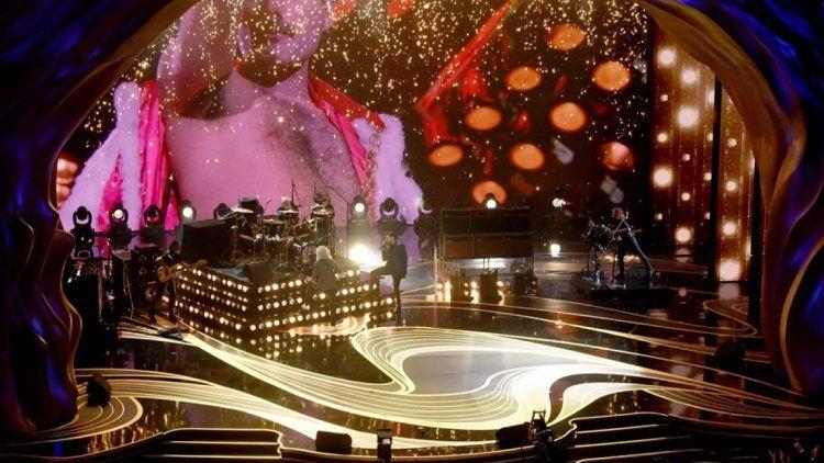 Queen + Adam Lambert brillaron en los Oscar