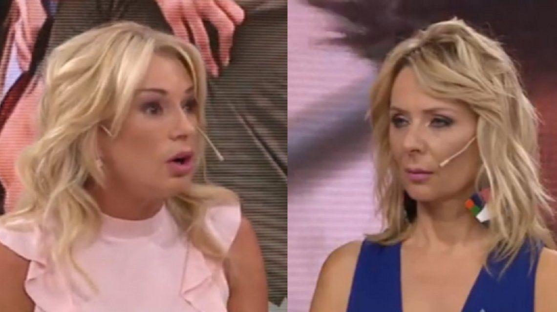 Escandaloso cruce entre Yanina Latorre y Evelyn von Brocke cuando hablaban de Natacha Jaitt