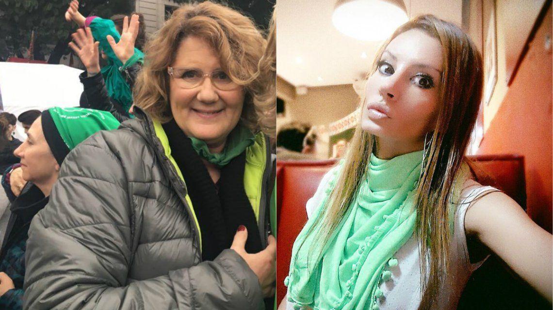Verónica Llinás defendió a Actrices Argentinas tras el escándalo luego de la muerte de Natacha Jaitt