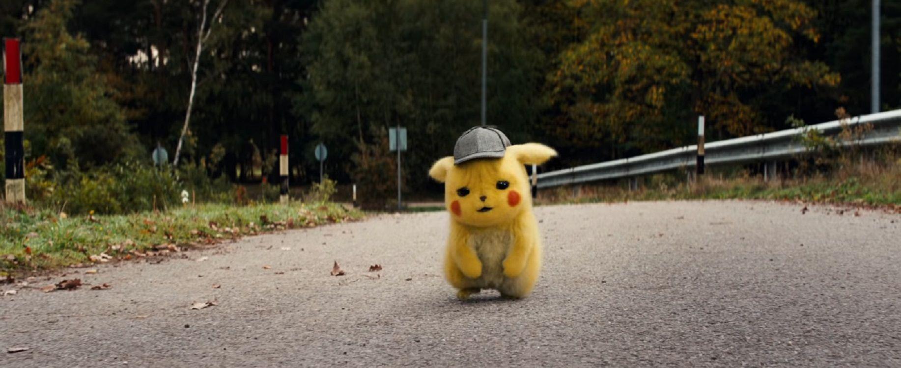 Solo para nostálgicos: el nuevo tráiler de Detective Pikachu