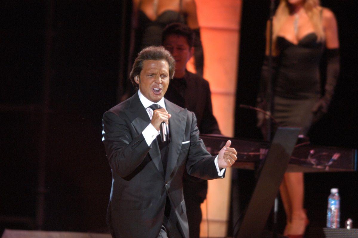 Muchos hits, rapidez y rosas: así serán los shows de Luis Miguel en Buenos Aires