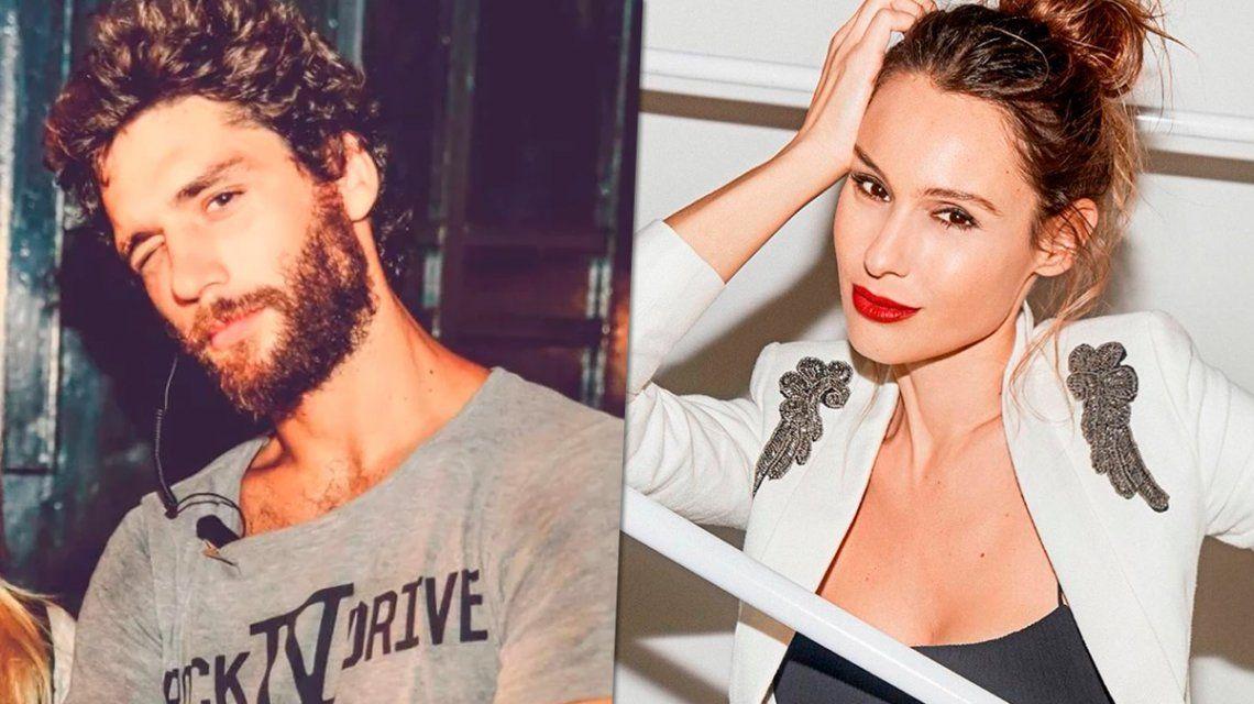 Mariano Balcarce confirmó por Radio 10 su romance con Pampita