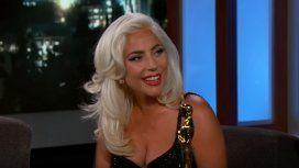 Lady Gaga festejó sus 33 años con una fiesta y rodeada de amigos