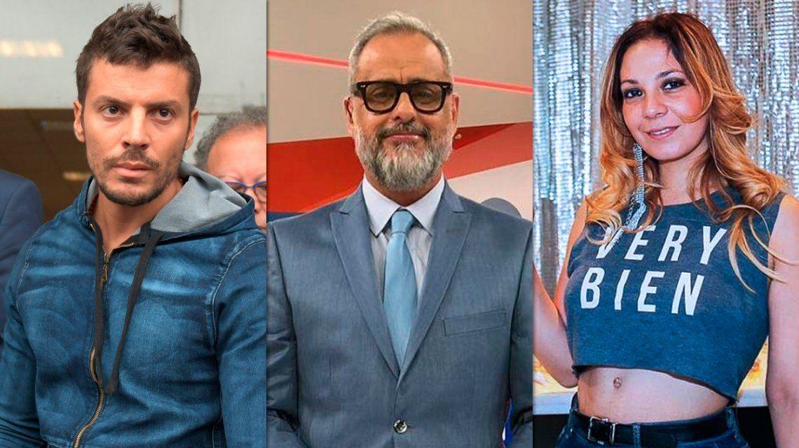 Durísima respuesta de Ulises Jaitt a Jorge Rial y contundente pedido a Lissa Vera