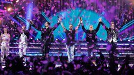 Los Backstreet Boys revolucionaron Viña del Mar 2019