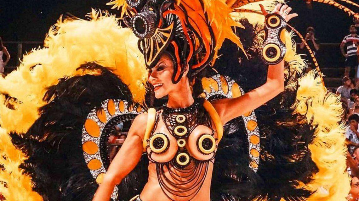 Evangelina Carrozzo, crítica con el Carnaval: La competencia entre las mujeres para ser reinas atrasa un montón