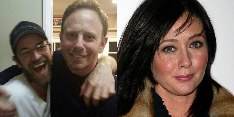 Los actores de Beverly Hills y Riverdale, conmovidos por la muerte de Luke Perry