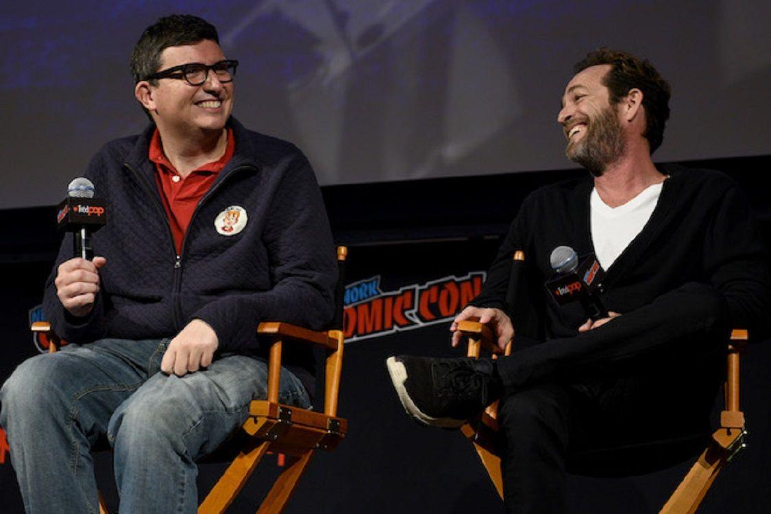 El creador de Riverdale contó cómo era Luke Perry en el set