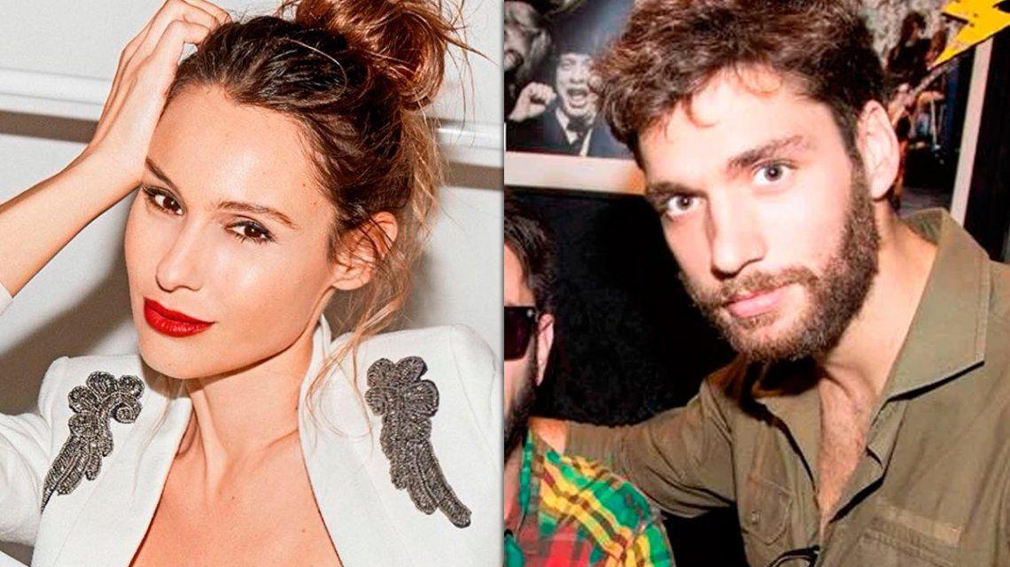 Pampita habló de su noviazgo con Mariano Balcarce