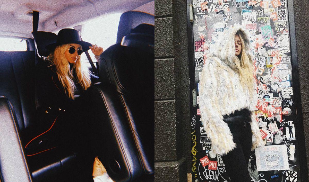 La China Suárez y sus hijas combaten el frío de Nueva York con looks bien fashionistas