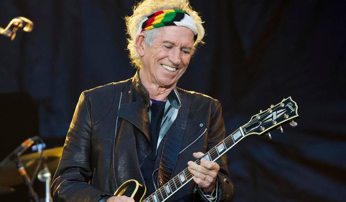 Keith Richards: Ya no desayuno con heroína o alcohol