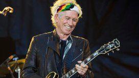 Ya no desayuno con heroína o alcohol, confesó el guitarrista de los Rolling Stones