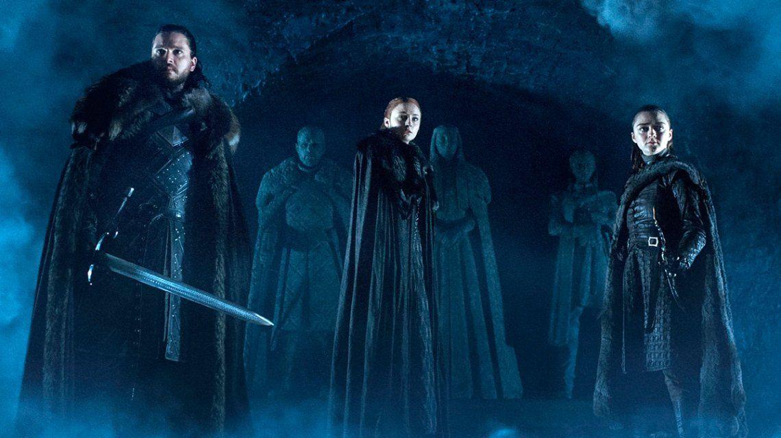 Se estrenó el tráiler de la octava y última temporada de Game of Thrones