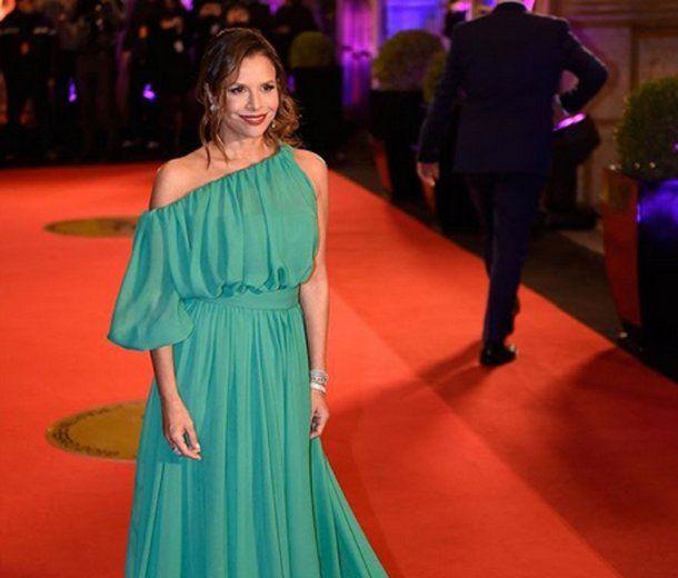 Para la entrega de los Premios Martín Fierro del año pasado, la consigna de las actrices era llevar el color verde para reclamar por la legalización del aborto. <br>