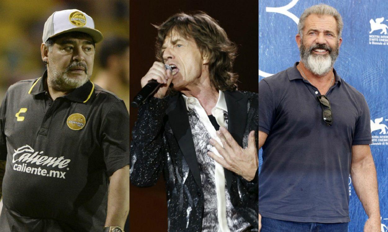 Con M de muchos: la curiosa coincidencia de Maradona con dos estrellas internacionales