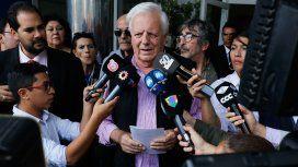 Carlos Hoffman, el hermano de Sergio Denis: Le hablé al oído y sentí un movimiento de su cabeza