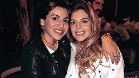 La alegría de Gianinna Maradona por la llegada de Roma: Mi sobrina es hermosísima, mi hermana mi héroe