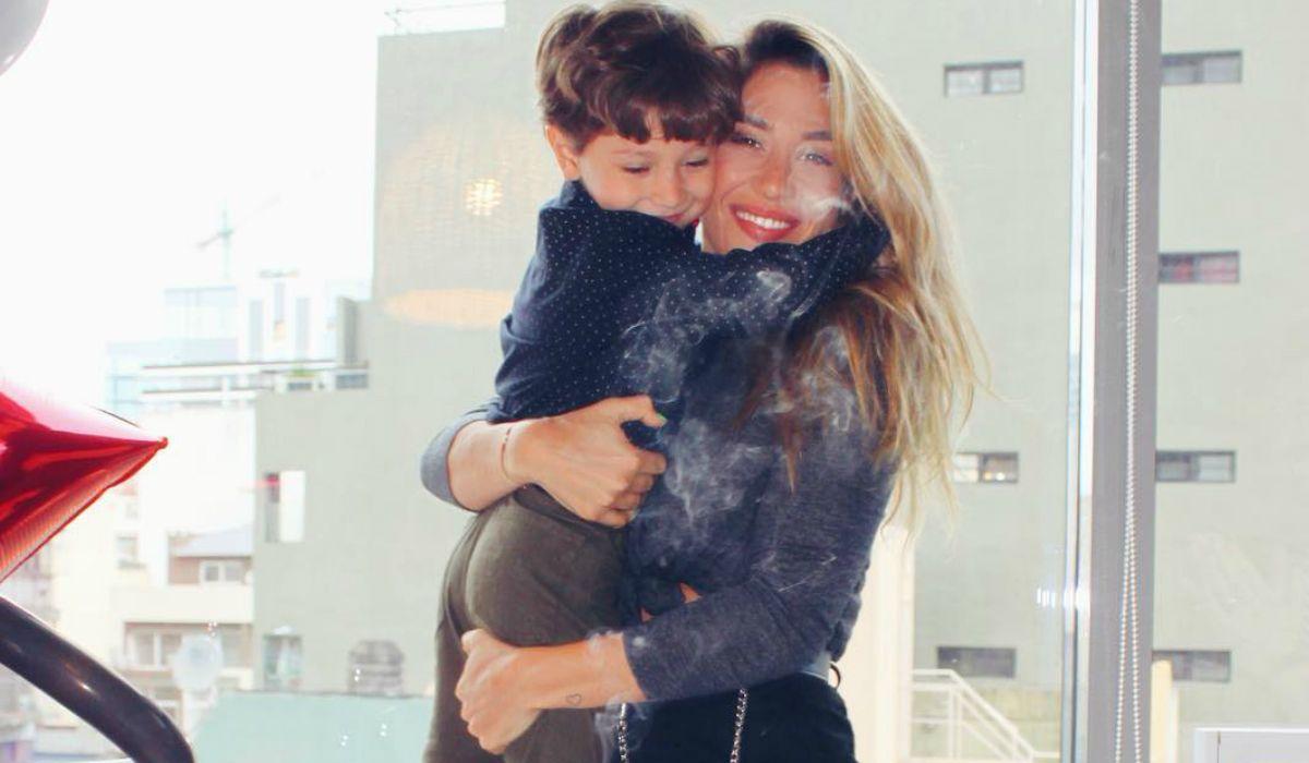 Jimena Barón, tras la acusación de Daniel Osvaldo: No necesito defenderme como mamá