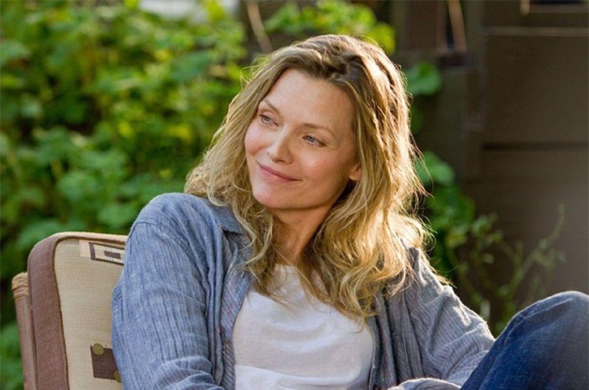La postal descontracturada de Michelle Pfeiffer en la Patagonia