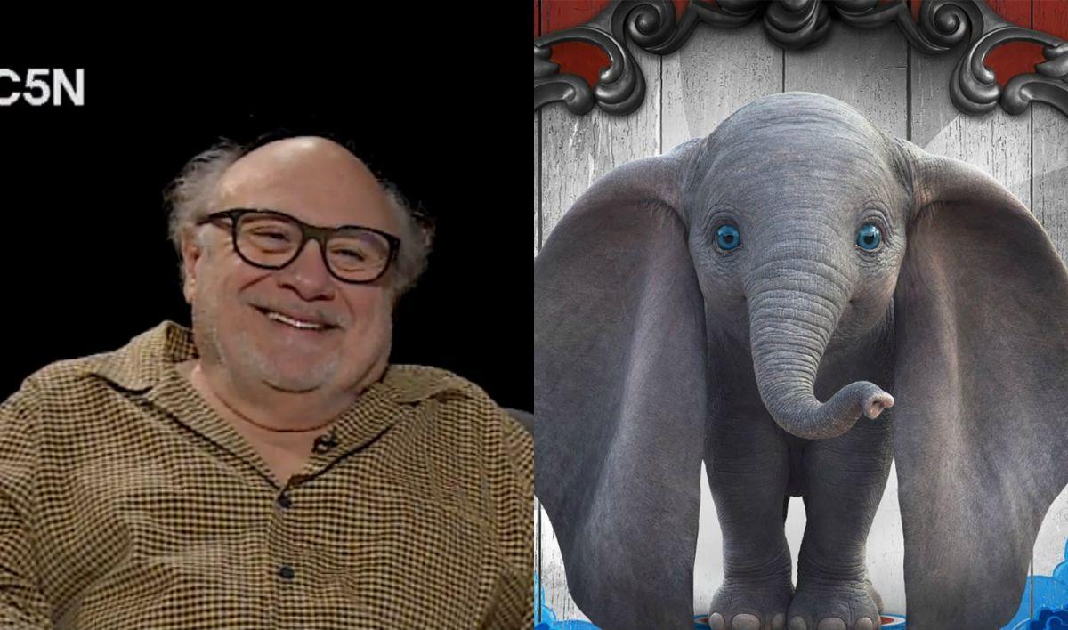 Danny De Vito en C5N: Dumbo y sus ganas de venir a Argentina