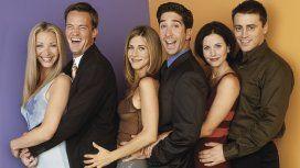 Lanzan una App gratuita para los fanáticos de Friends