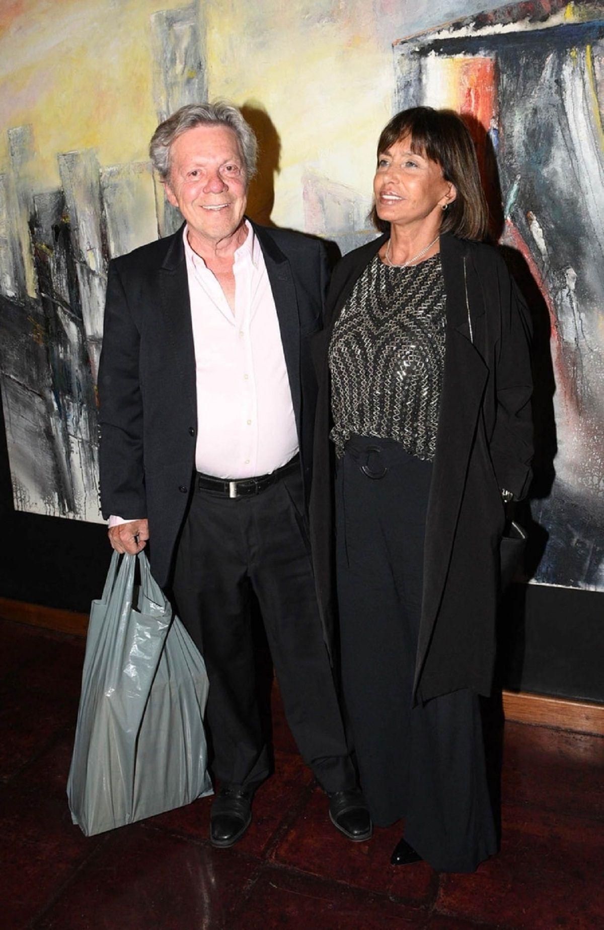 La viuda de Emilio Disi confirmó el affaire de Iliana Calabró y el actor