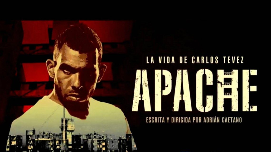 A pura violencia: el primer tráiler de Apache, la serie sobre Carlos Tevez