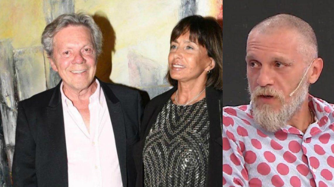 El hijo de Emilio Disi rompió el silencio: Elvira se quiso casar cuando mi papá estaba inconsciente