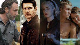 The Walking Dead, Legion y Sabrina entre los estrenos de abril en Netflix