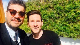 Lionel Messi y Marcelo Tinelli se sumaron a la campaña por Día Mundial del Síndrome de Down