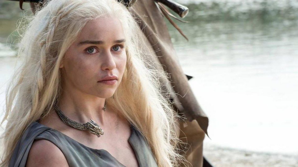 Emilia Clarke reveló que sufrió dos aneurismas tras la primera temporada de Game of Thrones
