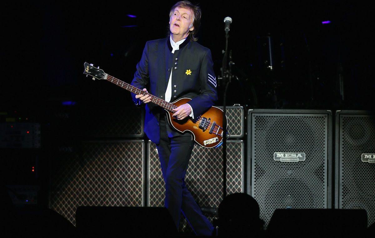 El paseo en bicicleta de Paul McCartney por Buenos Aires