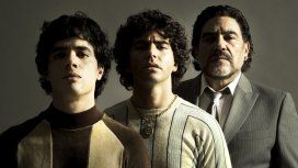 Suspenden las grabaciones de la serie de Maradona por falta de pago