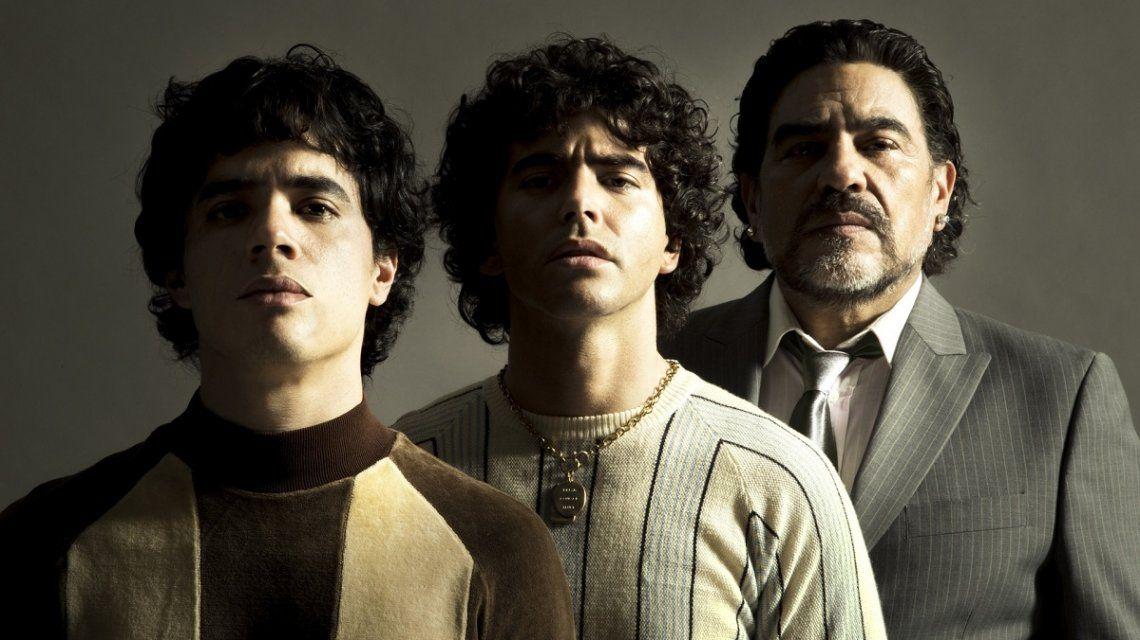 Los secretos de la primera temporada de la serie de Diego Maradona