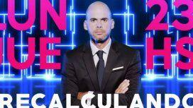 Recalculando, con Julián Guarino, de lunes a jueves a las 23 por C5N