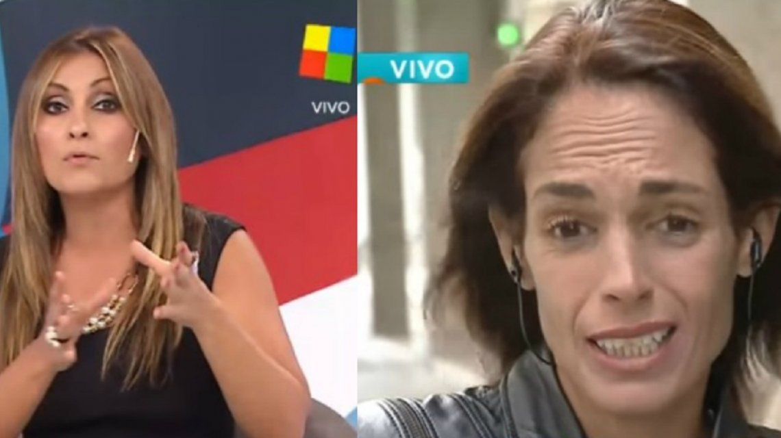 Marcela Tauro arremetió contra la novia de Sergio Denis: Me parecés una cholula, no te preocupa tu pareja