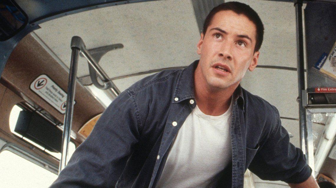 Keanu Reeves calmó a la tripulación después de un aterrizaje forzado