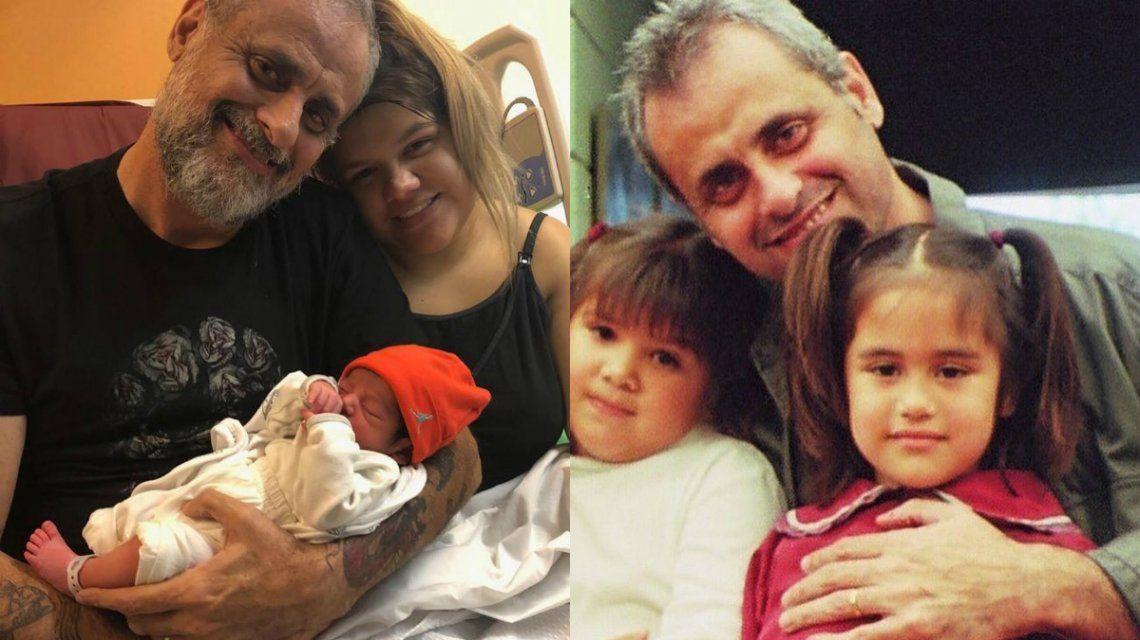 El mea culpa de Jorge Rial con Morena y Rocío tras el nacimiento de Francesco