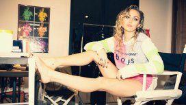 El radical cambio de look de Miley Cyrus como Hannah Montana