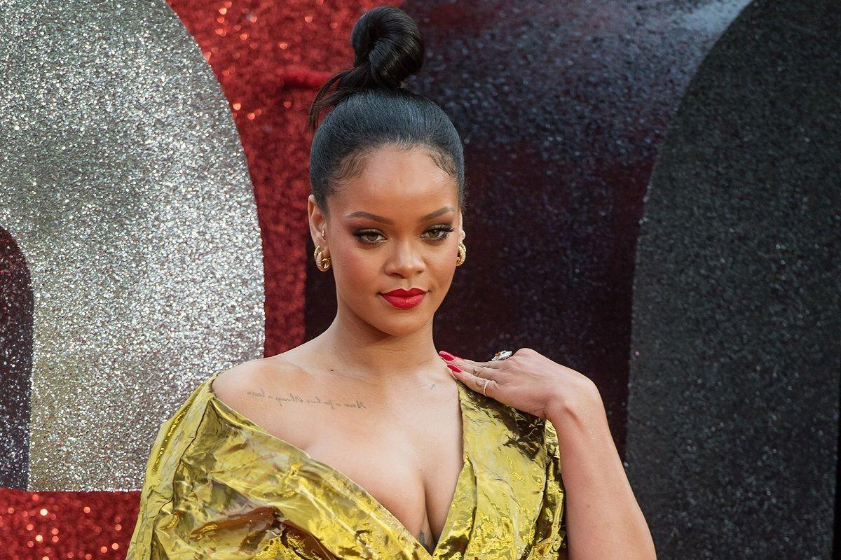 Rihanna encendió las redes sociales con unas fotos explosivas