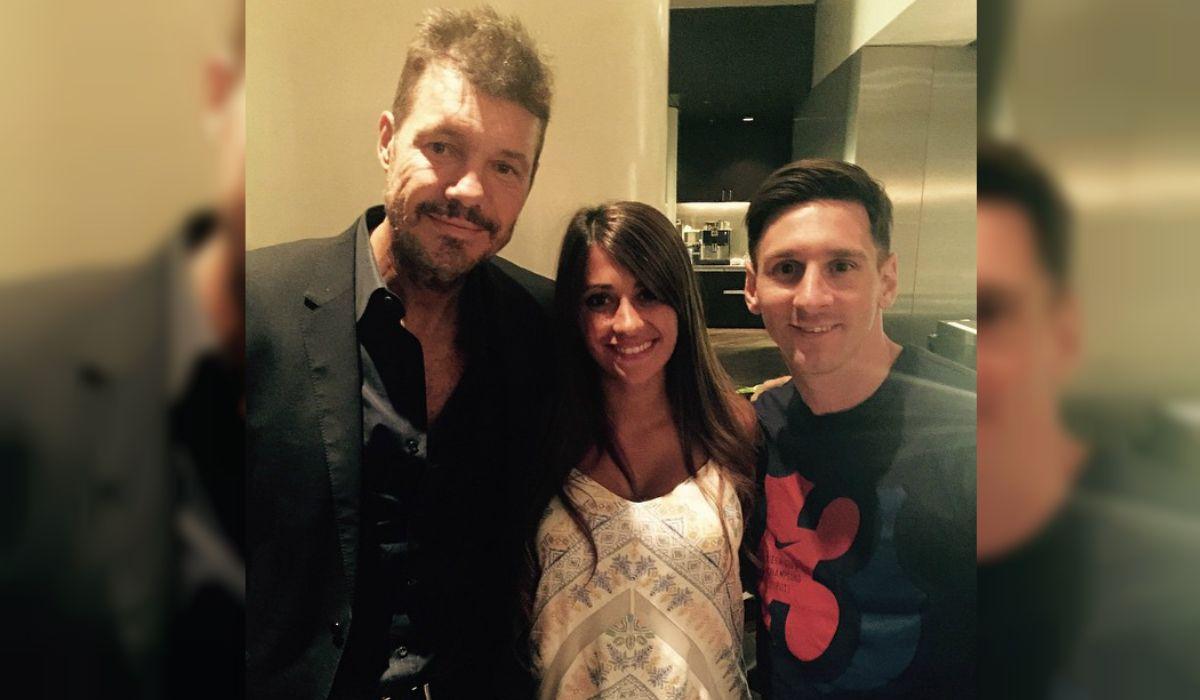 El mensaje de Marcelo Tinelli a Lionel Messi: Contale a Thiago que en Argentina la mayoría te ama