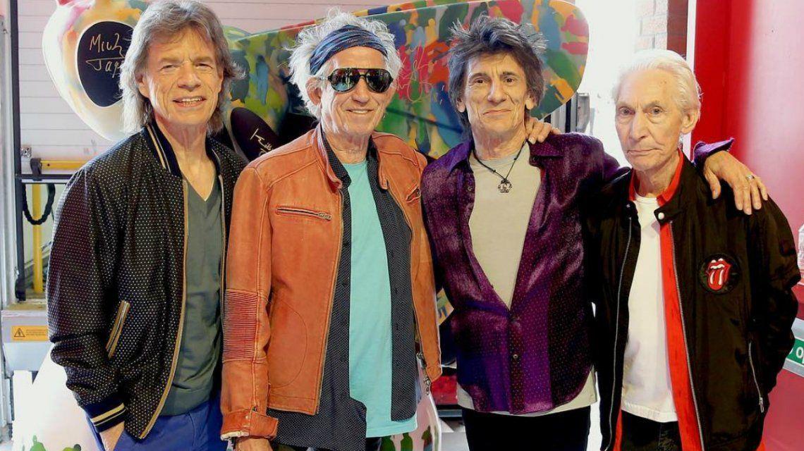 Mick Jagger está enfermo y The Rolling Stones suspendieron la gira